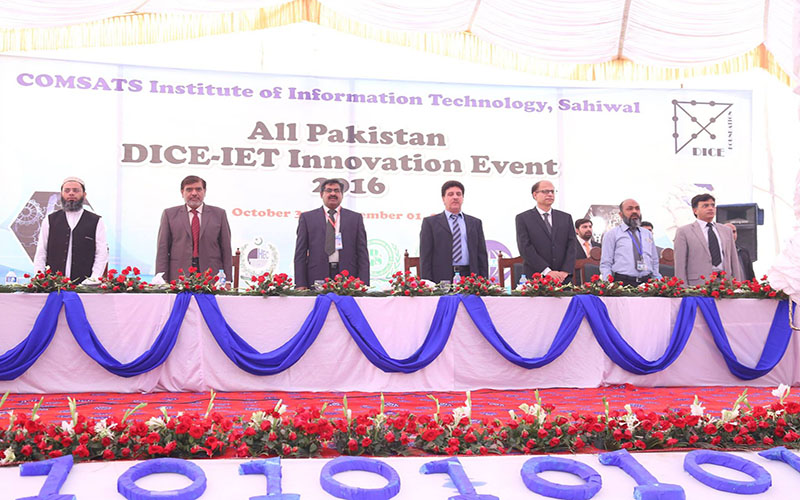 f7d356c9a257 Picture Gallery All Pakistan DICE-IET Innovation Event 2016